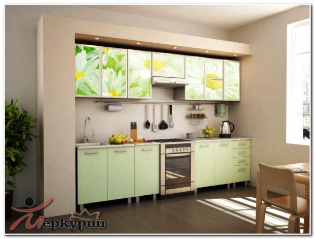 Кухня «Ромашка»