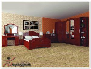 Спальный гарнитур «Аврора»