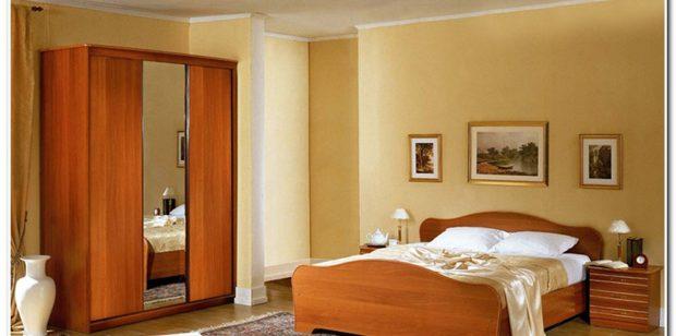 Спальный гарнитур «Агнесса»