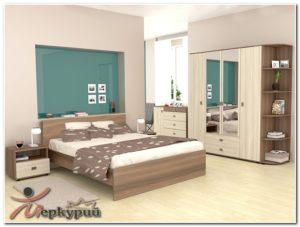 Спальный гарнитур «Джуди» в Кузнецке