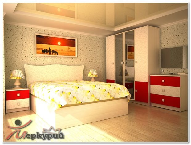 Спальня «Зафира»