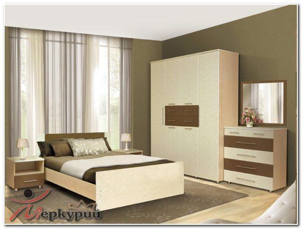 Спальня «Ирга 1»
