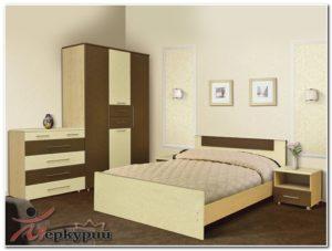 Спальня «Ирга 2» в Кузнецке
