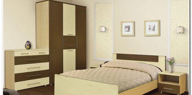 Спальня «Ирга 2»