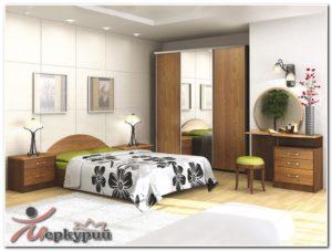 Спальный гарнитур «Ривьера»